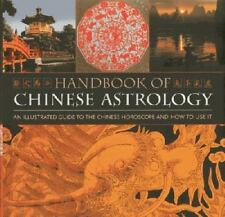 HANDBOOK OF CHINESE ASTROLOGY - RICHARD CRAZE HB/DJ NEW CHINESE HOROSCOPE ILLUS.