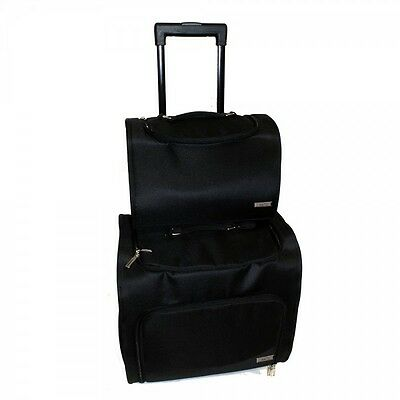 Haito Duo Hairdressers Hairdressing Trolley Bag