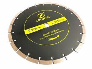 300MM-12-034-DIAMOND-CUTTING-DISC-CUTTER-MASONRY-SAW-BLADE-CONCRETE-ASPHALT-STIHL