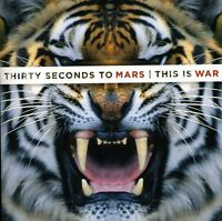 30 Seconds To Mars - This Is War [new Cd] on Sale