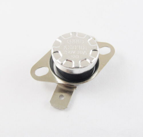 1pcs Temperature Controlled Switch Thermostat 90°C N.C KSD301 Normal Close 10A