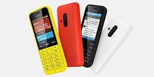 Nokia 220 Single Dual SIM RM-969 RM-970 2MP Bluetooth Radio GSM 900 / 1800