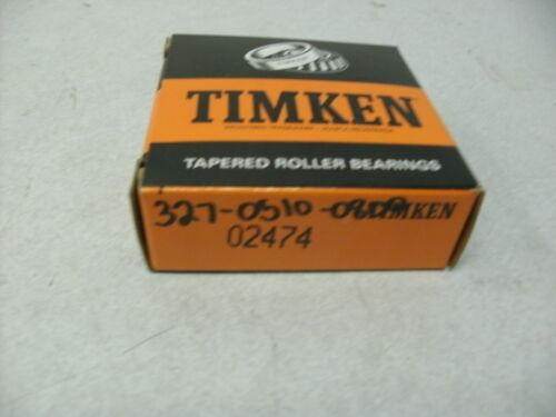 NEW TIMKEN 02474 TAPERED BEARING CONE RACE USA