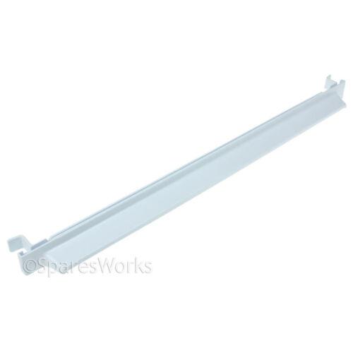 HOTPOINT-ARISTON Genuine Front Rear Fridge Freezer Glass Shelf Trim Guard White