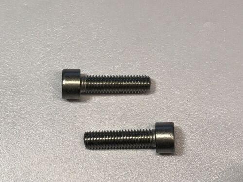 5 Stück Zylinderschraube M8x30 Edelstahl A2 InnenTorx