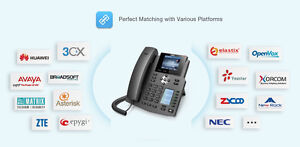 Fanvil-X4G-Gigabyte-IP-phone-perfect-for-3CX-and-Kenttec