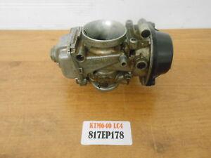 KTM-640-LC4-CARBURETTOR