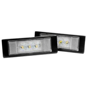 LED-Kennzeichenbeleuchtung-Alfa-Romeo-147-156-159-166-GT-Brera-Spider-2-Stueck