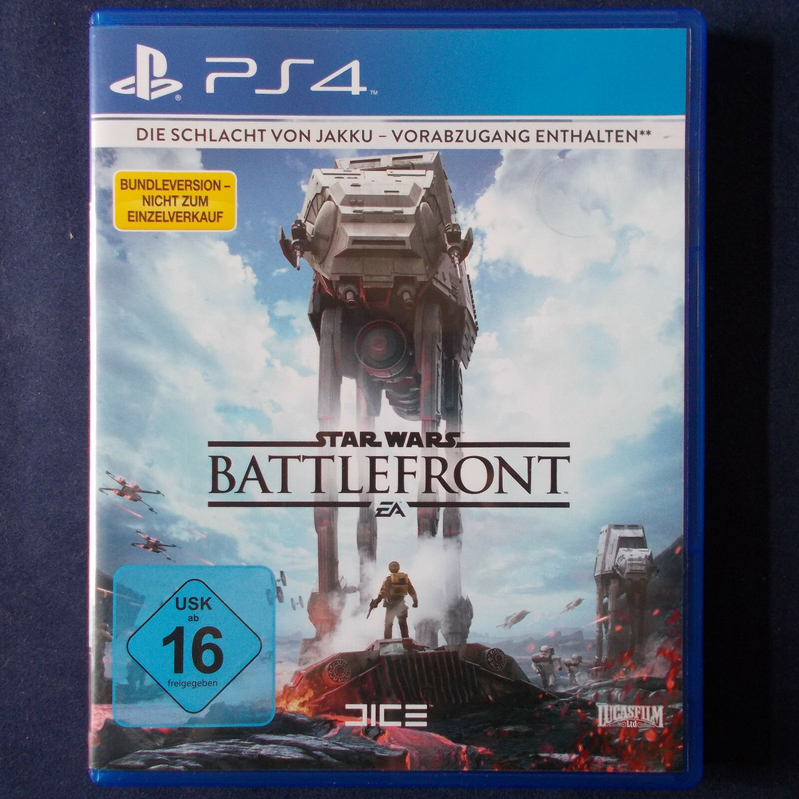 PS4 - Playstation ► Star Wars: Battlefront ◄ - Bonne affaire StarWars