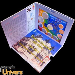 SÉRIE EURO BRILLANT UNIVERSEL (BU) - ESPAGNE 2011 CEUTA