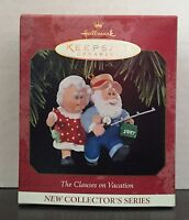 Brand - 1997 Hallmark The Clauses On Vacation - The Clauses On Vacation 1