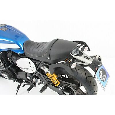 Yamaha XJR 1300 ab Bj. 2015 C-Bow Side Carrier Black BY HEPCO AND BECKER