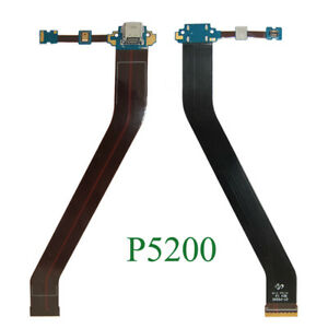 for-Samsung-Galaxy-Tab-3-10-1-P5200-P5210-USB-Charging-Port-Connector-Cable-Flex