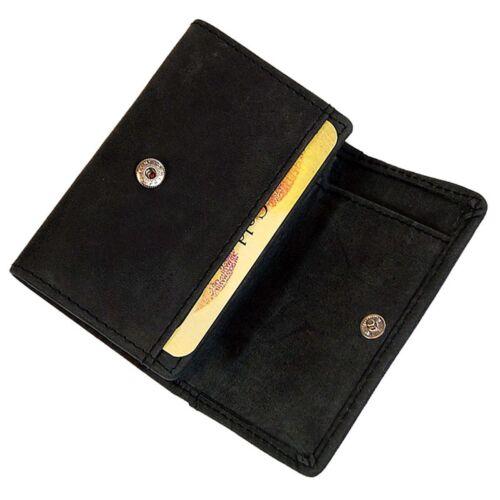 Boccx portafoglio MINI in pelle portafoglio portamonete Jeans Borsa valori 40105