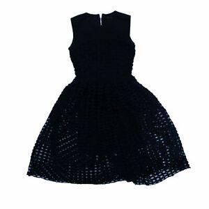Maje Women's Mini Dress S Colour:  Black