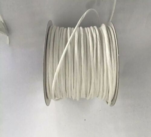 5 Yards Of White Paper Covered Stem Wire For All Floral Crafts Tour billion