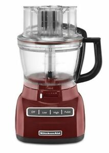 New Kitchenaid 13 Cup Wide Mouth Food Processor Kfp1355