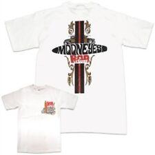 Mooneyes Rod n Surf Men's T Shirt (Medium) Hot Rod Kustom VW Bug Bus Woodie Moon