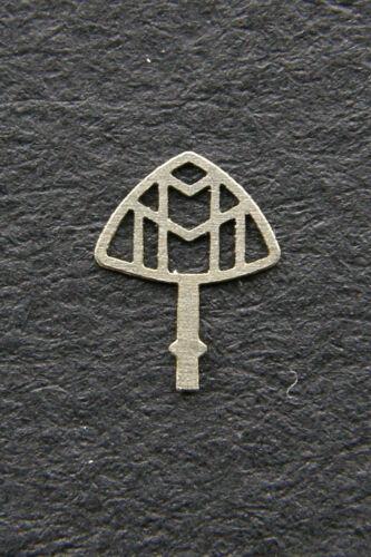 Maybach Logo Kühler Emblem  1:18  AutoArt Anson Signature