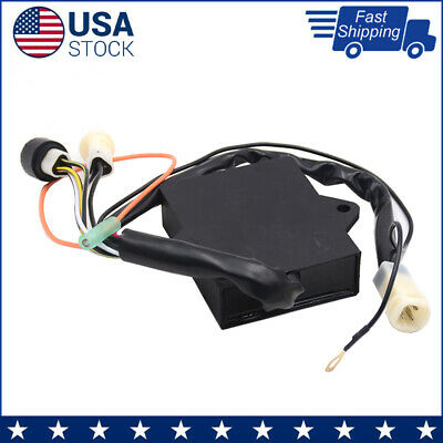 1PCS CDI Ignition Module For Yamaha Big Bear YFM350FW Moto 4 YFM350ER 1987 1988