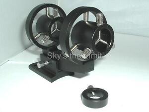 Laser-Pointer-Bracket-for-telescope-two-hole-fitting