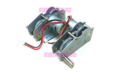 Heng Long 3818-081 Metal Gear Drive System Gear Box for 1/16 3818 RC Tank 1 PAIR