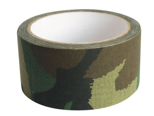 New DPM FABRIC Camouflage HUNTING Stalking SNIPER TAPE