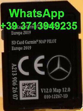 Mercedes SD V12 Star2 GARMIN® MAP PILOT Europe 2019 New ! A2139062607
