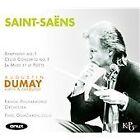 Camille Saint-Saens - Saint-Saëns: Symphony No. 1; Cello Concerto No. 1; La Muse et la Poete (2012)