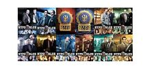 NYPD Blue Complete TV Series Season 1-12 1 2 3 4 5 6 7 8 9 10 11 12 NEW DVD SET