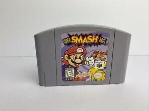 Nintendo 64 Super Smash Bros. auténtico cartucho sólo
