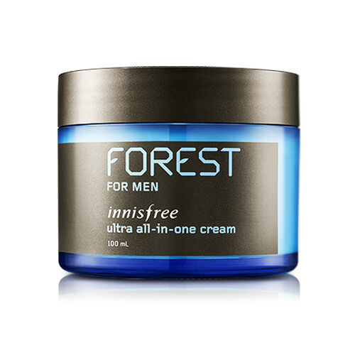 [Innisfree] forest for men ultra all-in-one cream 100ml