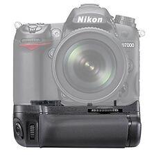 Power Battery Grip Pack for Nikon D7000 Camera + 2x EN-EL15 Recharge Batteries