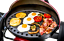 Ziegler-amp-Brown-Full-Cast-Iron-Hotplate-Portable-Grill thumbnail 2