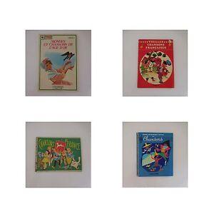 4-livres-Chansons-francaises-vintage-collection