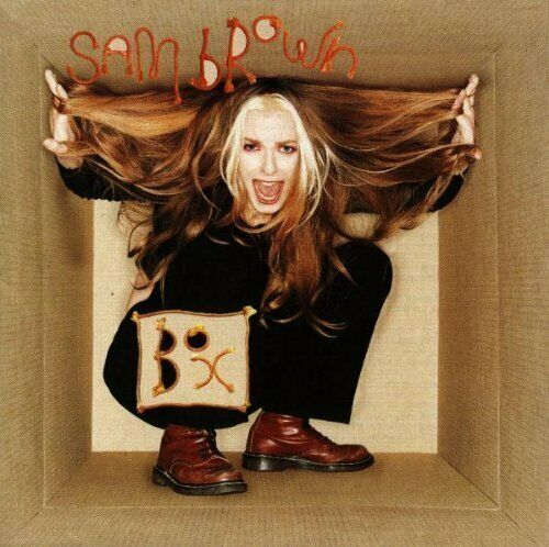 Sam Brown Box (1997)  [CD]