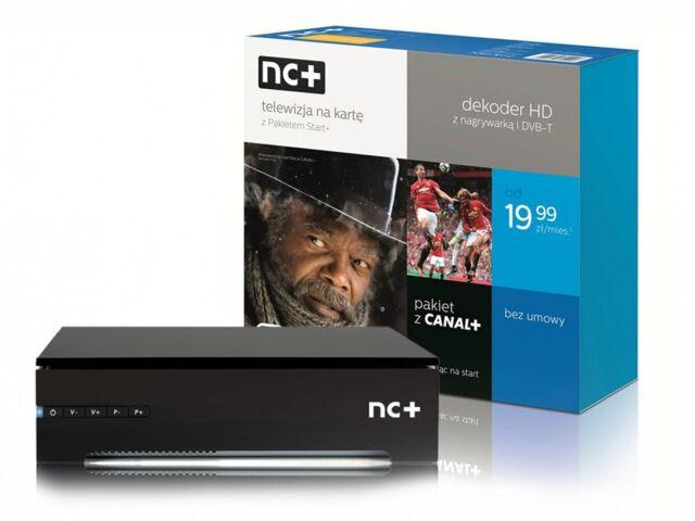 NC Start TNK Polsat DekoderHD 1M Gratis