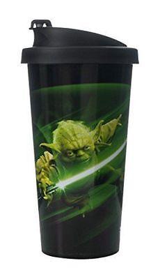Bellissimo Star Wars Yoda To Go Tazza- Forma Elegante