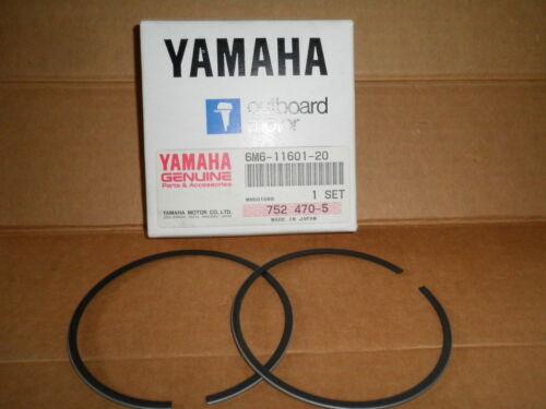 NOS Yamaha Piston Rings  90-3 SJ650 90-6 WRA650 91-4 WRB650 .50 O//S 2nd