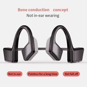 Conduzione-ossea-senza-fili-Bluetooth5-0-Auricolare-sportivo-Bluetooth