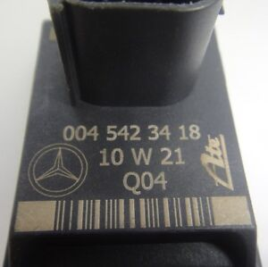 Details about OE 0045423418 ACCELERATION SENSOR 004 542 34 18 A0045423418  0025427018 for BENZ