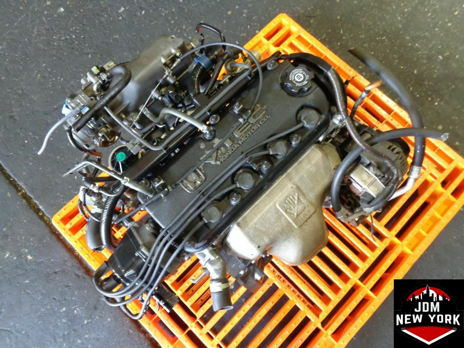 98 99 00 01 02 honda accord 2.3l sohc vtec engine *free shipping* jdm f23a  for sale online  ebay