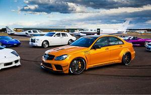 image is loading mercedes benz w204 c63 amg black series body