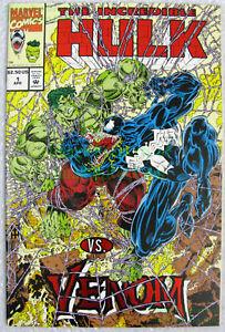 Incredible-Hulk-VS-Venom-1-1994-Marvel-Mail-Away-EXCELLENT-HIGH-GRADE-FLAT-COPY