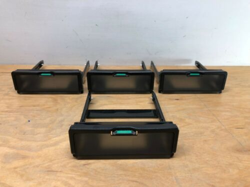 LOT OF 4 HP Z800 Z600 Hard Drive Tray Caddy for 3.5 HDD FREE SHIPPING