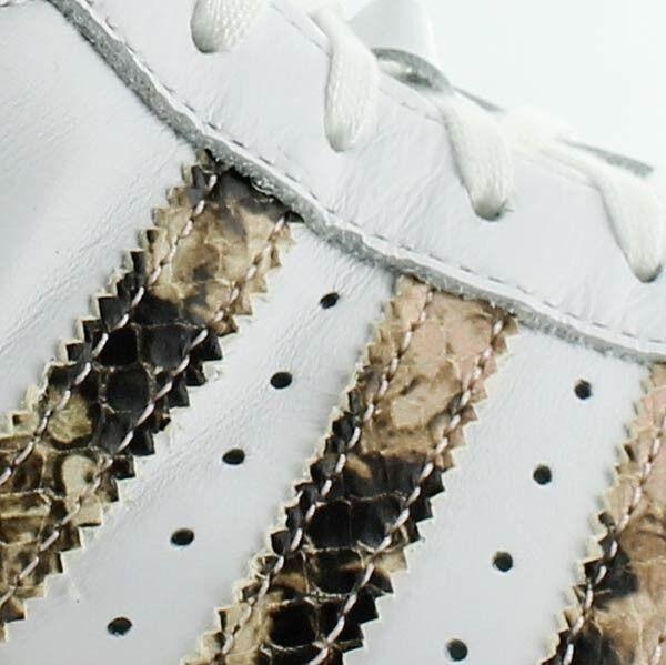ADIDAS promodel promodel promodel BB4946 Scarpe da Ginnastica da Donna Bianco Pelle 100% AUTENTICO | Exquisite (medio) lavorazione  | Gentiluomo/Signora Scarpa  5d5a75