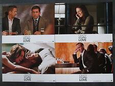 CRAZY STUPID LOVE - 4 Aushangfotos - Ryan Gosling, Julianne Moore, Steve Carel