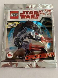 Lego-Star-Wars-Droideka-Bolsa-De-Polietileno-Set-911840-totalmente-nuevo-bnsip-Clone-Wars