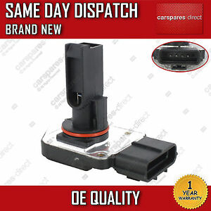 MASS AIR FLOW METER SENSOR FOR FORD MONDEO MK3 2.0 16V DI TRANSIT 2.0 2.4 DIESEL