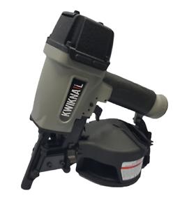 Cn2350p Fencing Amp Pallet Air Coil Nailer Gun 25 50mm